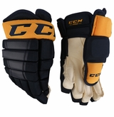 Nashville Predators CCM 97 Pro Stock Hockey Gloves