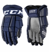 Nashville Predators CCM Crazy Light Pro Stock Hockey Gloves