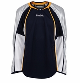Nashville Predators Old Reebok Edge Gamewear Uncrested Adult Hockey Jersey