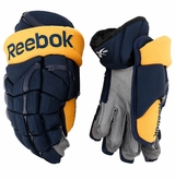 Nashville Predators Reebok 11K Pro Stock Hockey Gloves