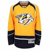 Nashville Predators Reebok Edge Premier Adult Hockey Jersey