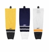 Nashville Predators Reebok Edge SX100 Adult Hockey Socks