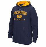 Nashville Predators Reebok Faceoff Playbook Sr. Pullover Hoody