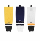 Nashville Predators Reebok Edge SX100 Intermediate Hockey Socks