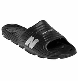 New Balance 103 Float Slide Men's Sandals - Black/Silver