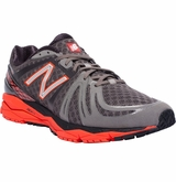 New Balance M890v2 Training Shoes - Gray/Red