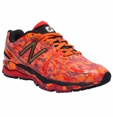 New Balance M890v2 Training Shoes - Red/Orange