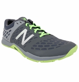 New Balance Minimus 20v4 Men's Training Shoes - Steel/Green