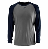 New Balance Raglan Sr. Long Sleeve Tech Tee