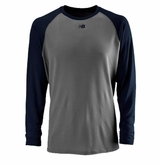 New Balance Raglan Yth. Long Sleeve Tech Tee