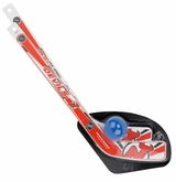 New Jersey Devils 1 On 1 Mini V2 Hockey Stick Set