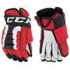 New Jersey Devils CCM 4-Roll Pro Stock Hockey Gloves