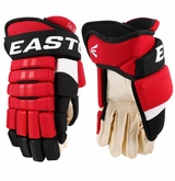 New Jersey Devils Easton Pro Stock Hockey Gloves - Salvador (Standard)