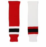 New Jersey Devils Gladiator Cut Resistant Hockey Socks