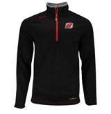 New Jersey Devils Reebok Center Ice Sr. Quarter Zip Pullover