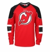 New Jersey Devils Reebok Edge Long Sleeve Jersey Tee