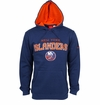 New York Islanders Reebok Faceoff Playbook Sr. Pullover Hoody