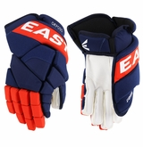 New York Islanders Easton Pro Stock Stealth RS Hockey Gloves - Okposo