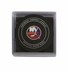 New York Islanders Official NHL Game Puck with Cube
