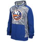 New York Islanders Reebok Center Ice TNT Sr. Full Zip Hoody