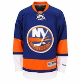 New York Islanders Reebok Edge Premier Youth Hockey Jersey
