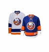 New York Islanders Reebok Edge Jr. Premier Crested Hockey Jersey
