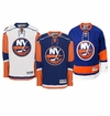 New York Islanders Reebok Edge Sr. Authentic Hockey Jersey