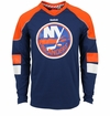 New York Islanders Reebok Edge Sr. Long Sleeve Jersey Tee