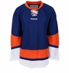 New York Islanders Reebok Edge Uncrested Junior Hockey Jersey