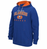 New York Islanders Reebok Face-Off Playbook Sr. Pullover Hoody