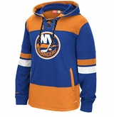 New York Islanders Reebok Faceoff Team Jersey Sr. Hooded Sweatshirt