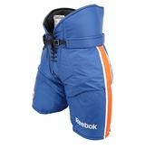 New York Islanders Reebok P18 Pro Stock Hockey Pants