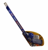 New York Rangers 1 On 1 Mini Hockey Stick Set