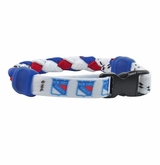 Pro Guard New York Rangers Skate Lace Bracelet