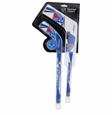 New York Rangers Breakaway V2 Mini Stick Set
