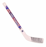 New York Rangers Plastic Mini Hockey Stick