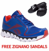 New York Rangers Reebok ZigLite Boy's Training Shoes