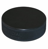 NHL Official Black Ice Hockey Puck