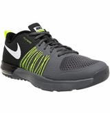 Nike Air Max Effort TR Men's Training Shoes- Black/Dark Gray/Volt