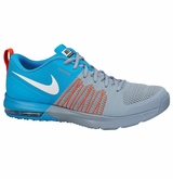 Nike Air Max Effort TR Men's Training Shoes - Blue Lagoon/Gray