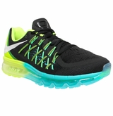 Nike Air Max Men's Training Shoes - Black/Volt/Hyper Jade