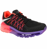 Nike Air Max Women's Training Shoes - Black/Hyper Punch/Hyper Grape
