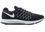 Nike Air Pegasus 32 Women's Shoe - Black/Dark Gray/White