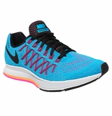Nike Air Pegasus 32 Women's Shoe - Blue/Black/Pink