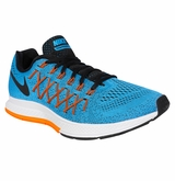 Nike AIR Zoom Pegasus 32 Men's Training Shoes - Blue Lagoon/Bright Citrus/Black