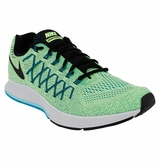 Nike AIR Zoom Pegasus 32 Men's Training Shoes - Green/Blue Lagoon/Black