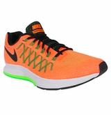 Nike AIR Zoom Pegasus 32 Men's Training Shoes - Total Orange/Ghost Green/Black