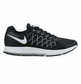 Nike AIR Zoom Pegasus 32 Men's Training Shoes - Black/Dark Gray/White