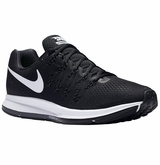 Nike Air Zoom Pegasus 33 Men's Training Shoes - Black/White/Cool Gray