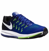Nike Air Zoom Pegasus 33 Men's Training Shoes - Concord/Black/Green